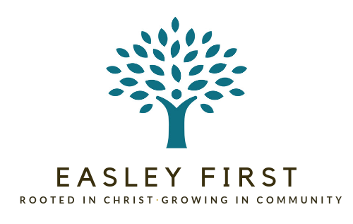 Easley First Logo