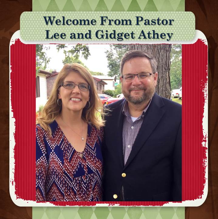 Pastor Lee and Gidget Athey